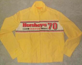Vintage HERSHEYs CUSTOM 70 JACKET