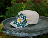 NFL Green Bay Packers 2 - Embellished military hat cadet cap