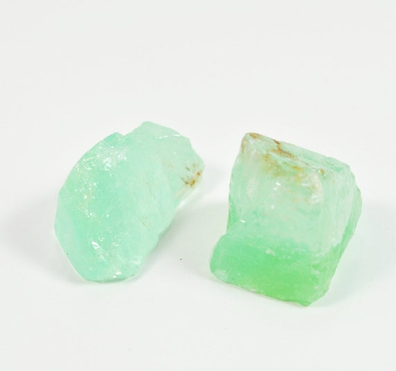 green mexican calcite specimen (1 pc)