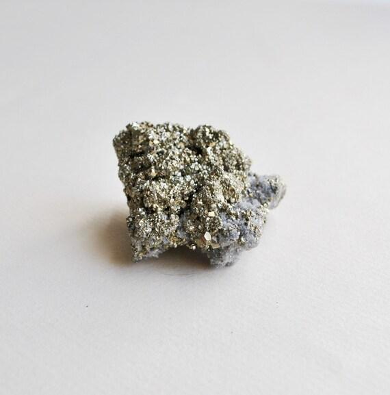 1 pc big pyrite nugget  from Huanzala, Peru