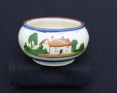 Motto Ware Sugar Bowl Cottage England