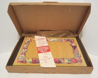 Vintage Warming Tray PRICE REDUCED