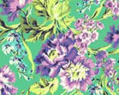 Bliss Bouquet in Emerald from the Amy Butler LOVE Collection, 1 yard