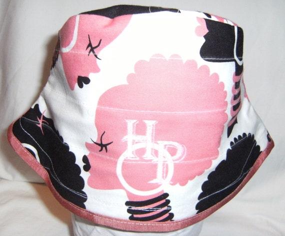 African-queen headshots bucket hat by Hamlet Pericles