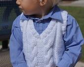 Vest Little Gentleman, 2T