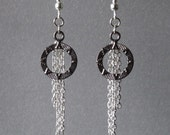 Custom made Atlantis inspired dangling earring