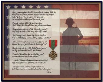 Unknown Soldier, Tribute to Veterans, Soldiers, WWI, WWII, Vietnam, Croix de Guerre