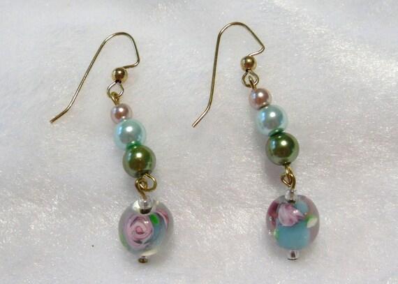 Sherry's  Earrings  E-089