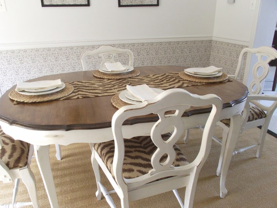 French Provincial Kitchen Chairs