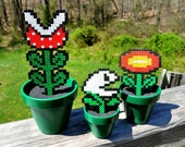 Super Mario Bros. Potted Plants