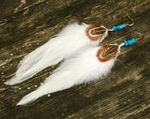 Feather Earrings -  The Truth