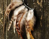 Feather Ear Cuff -  Wolf