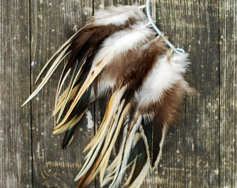 Feather Ear Cuff -  Winterfell