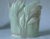 Vintage West Coast Pottery Flower Vase No 117