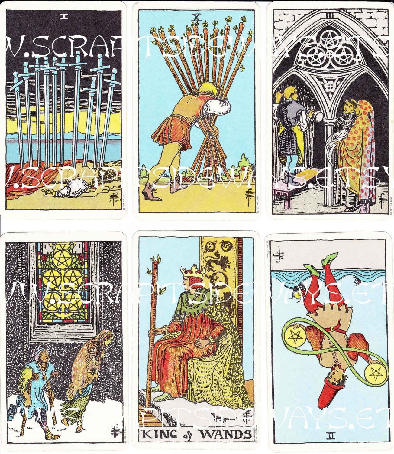 How To Bond With Your Tarot Deck