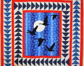 Winter Geese Quilt Pattern PDF