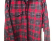 Red Pendleton HALF Off WAS 45.00 NOW 22.50