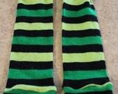 St. Patrick's Day Shamrock Babylegs. ready to ship