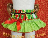 Christmas Diaper Covers - Downloadable PDF Pattern
