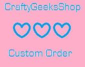 Custom Order for Linsumwin