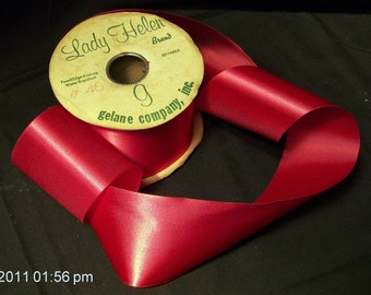 Lady Helen Brand Ribbon - Harps Rose Color