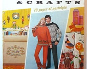 McCalls Needlework Magazine 1969 - 1970