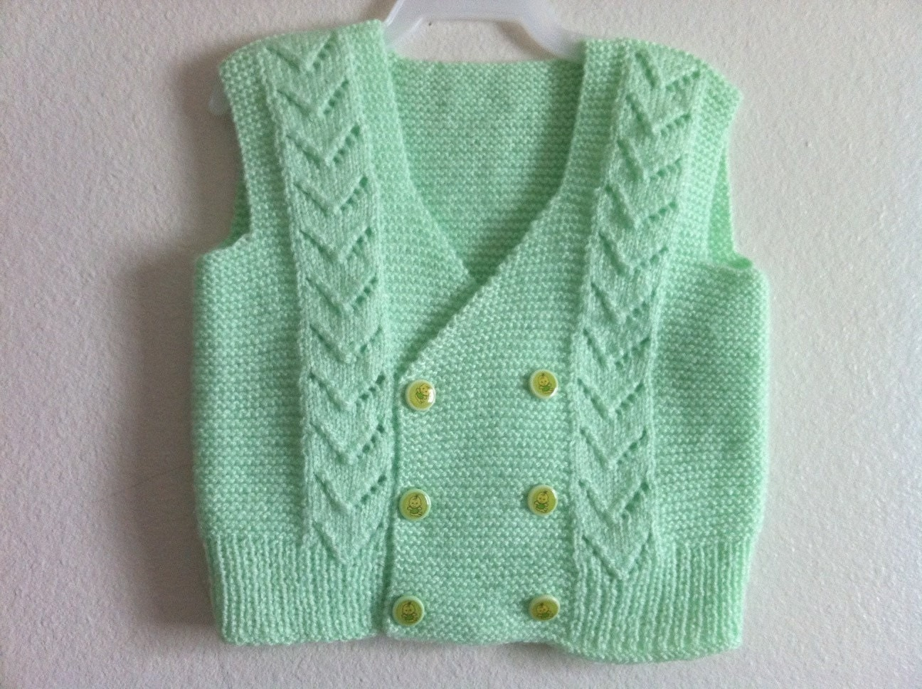 Knitting Pattern Baby Undershirt : Knitting Baby Vest Bolero Knitting Baby Vest by zahraknitting