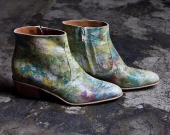 Impressionism Boots