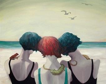 Amphibious - Fine Art Print