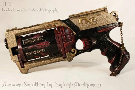 Custom made to order nerf gun