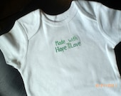 Personalized onsie, cute sayings or  choose your own