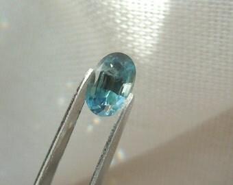 Montana Sapphire Blue Oval Cut .61 carat 6x4mm