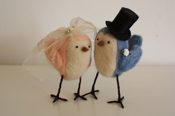 Wedding Birdies (Made to Order)