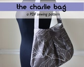 purse pattern PDF // the charlie bag