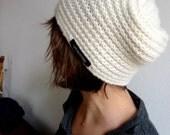 b e r t r a n d . l o u i s // handknitted cowl/hat
