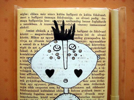 Moleskine - Handmade Art Journal  - Moleskine - Love Lee MOHA notebook  - journal gift pack from Hungary by Moha