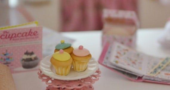 Sweet Petite Fairy Cakes