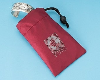 ANTI TARNISH Draw String Bag Keepsafe 6x4 inch. Provides up to 20 years of tarnish prevention.