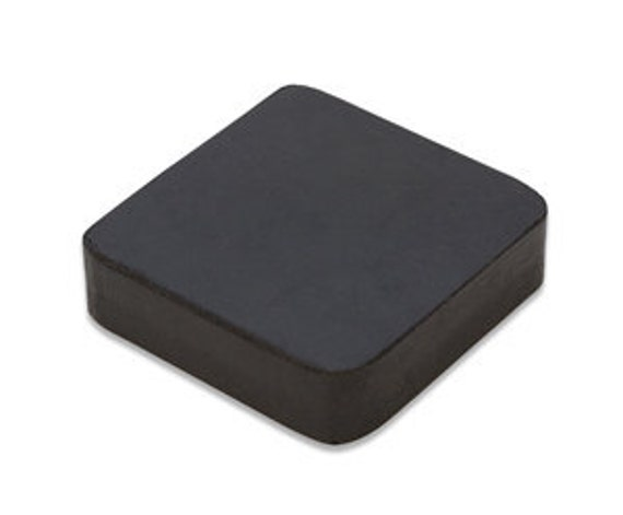 RUBBER BENCH BLOCK 4x4 Inch -Use for Filing and Hammering -  Jewelry Tools for Metal Work