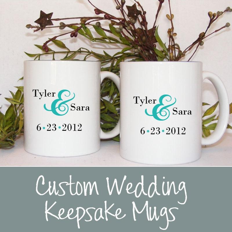 Wedding Gift Mugs: Chandeliers & Pendant Lights