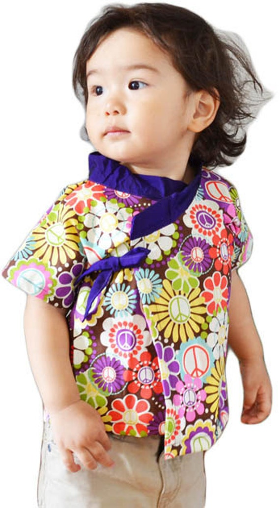 Kimono Sleeve T Shirt