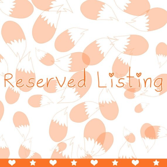 CUSTOM LISTING FOR Outstandingoccasions