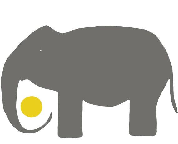 elephant & circle