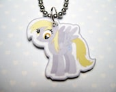 Derpy Hooves My Little Pony Friendship is Magic Necklace