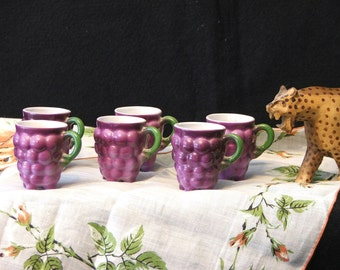 Bavarian Grape Cups