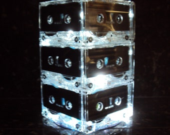 Lighted 80s Party Centerpieces Music Themed Wedding Centerpieces(Quantity 10)
