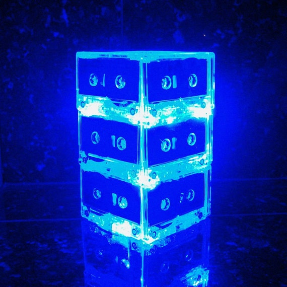 10 Lighted Wedding Table Centerpiece For Music Themed Wedding