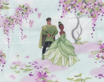 Princess Tiana Personalized Kinder Mat Cover