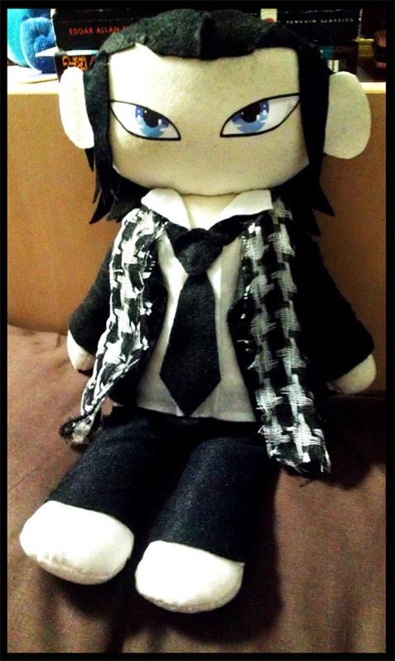 Loki Plushie - Suit Version