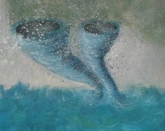 Twister Sisters - Twin Ocean Water Spouts